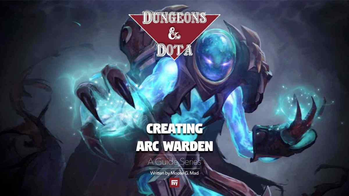 Creating Arc Warden